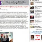 fethiyehaber.com - Baca Zehirlenmeleri Konulu Haber